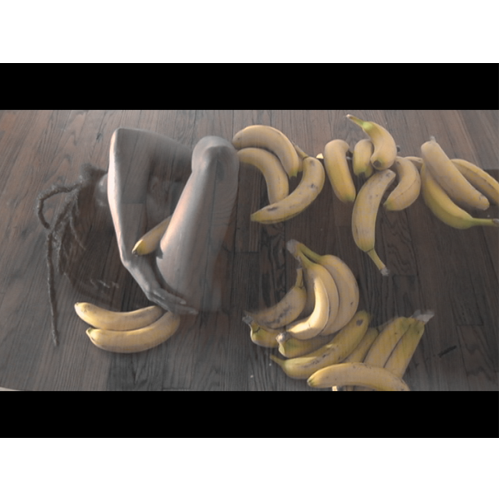 Still of Bakergram/Bananagram video
